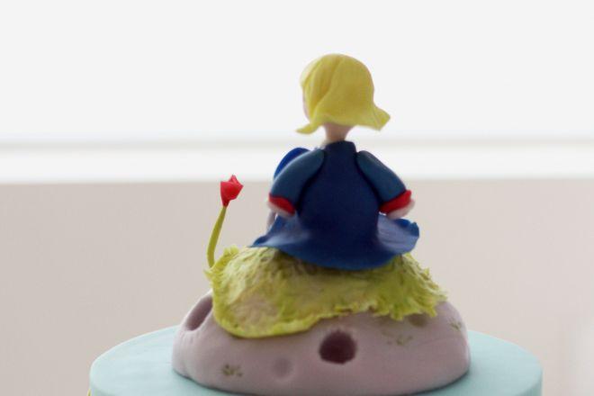 Торта за рожден ден малкият принц
