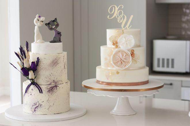 Сватбени торта София